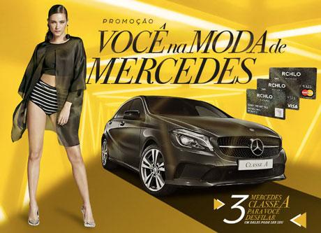 Promoção Riachuelo Você na Moda de Mercedes