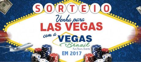 Promoção Vegas Brazil te leva para Las Vegas em  2017