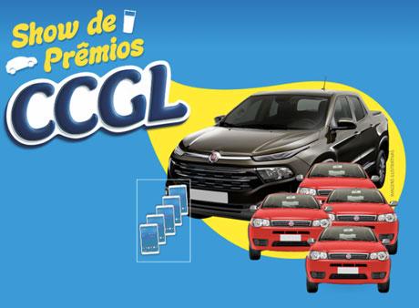 Promoção Show de Prêmios CCGL