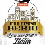 Promoção Fillipo Berio leva você para a Itália