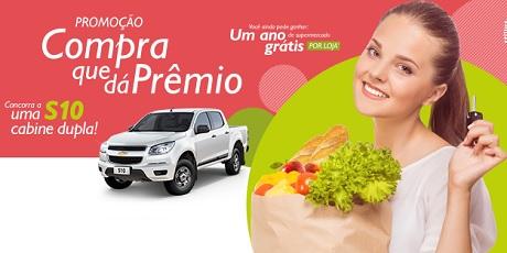 Promoção Ikeda Supermercados Compra Que Dá Prêmio