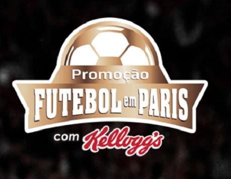 Promoção Kellogg's Futebol em Paris