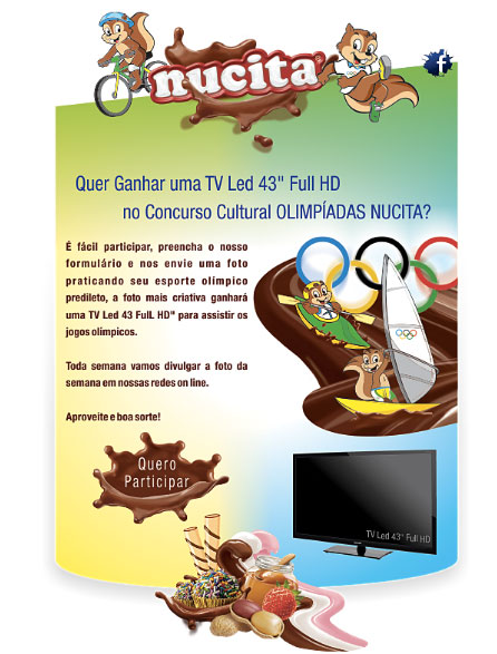 Concurso Cultural Olimpíadas Nucita