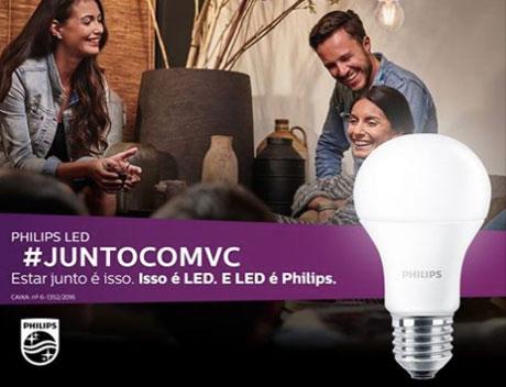 Promoção Philips Junto com Vc