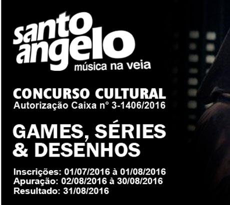 Promoção Santo Angelo GSD