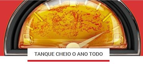 Promoção Shell Tanque Cheio o Ano Todo