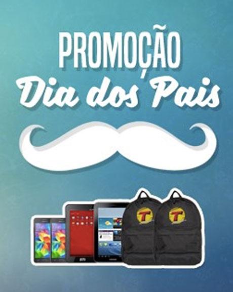 Promoção Dia dos Pais Transamérica FM