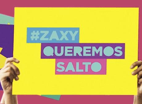 Promoção Zaxy Queremos Salto
