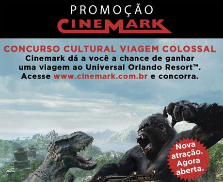 Concurso Cultural Viagem Colossal
