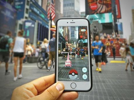Promoção Mix FM Pokémon Go em NY