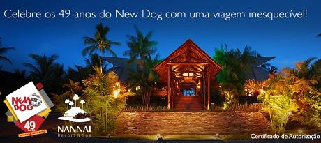 Promoção New Dog Hamburgueria Aniversário 49 Anos