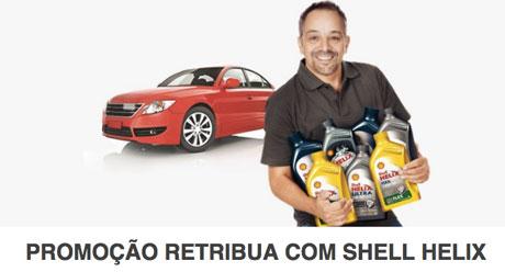 Promoção Retribua com Shell Helix