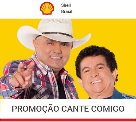 Promoção Shell Cante Comigo