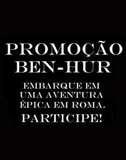 Promoção Transamérica FM Ben-Hur