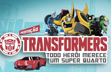 Promoção Hasbro Todo Herói Merece um Super Quarto