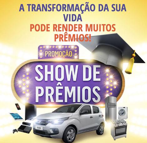 Promoção Instituto Embelleze Show de Prêmio