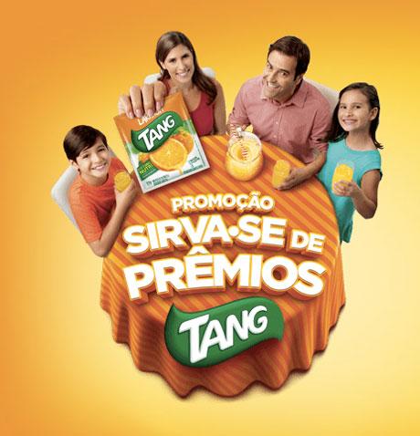 Promoção Sirva-se de Prêmios Tang