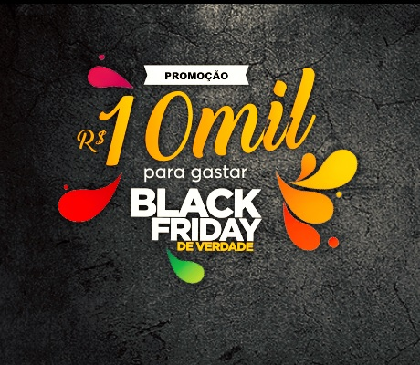 Promoção Proxy Media Black Friday de Verdade 10 Mil para Gastar