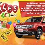 Promoção Aniversales e Natal Sales 60 Anos