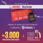 Promoção Arno Rochedo Mais Presentes na Sua Vida