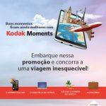 Promoção Viagem Inesquecível com Kodak Moments