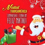Promoção Transamérica Compartilhe e Tenha um Feliz Natal
