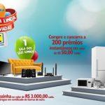 Promoção Aniversário X Supermercados