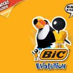 Promoção BIC Evolution