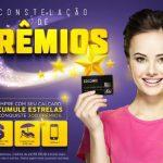 Promoção Calcard Constelação de Prêmios
