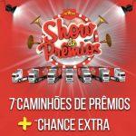 Promoção Show de Prêmios Chance Extra