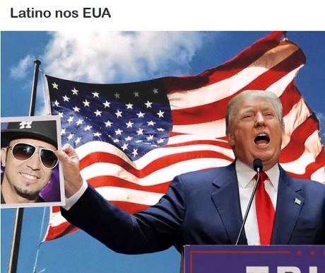 Promoção Mix FM Latino nos EUA