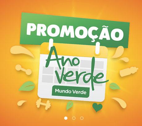 Promoção Mundo Verde Ano Verde