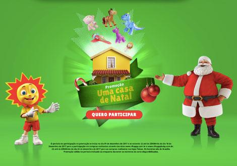 Promoção Ri Happy Uma Casa De Natal