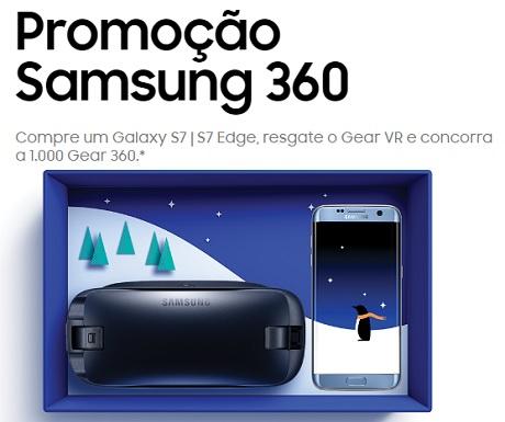 Promoção Samsung 360