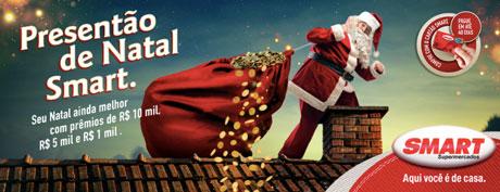 Promoção Natal Premiado Smart