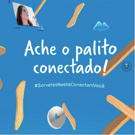 Promoção Palito Premiado Sorvetes Nestlé