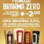 Promoção Brahma Zero
