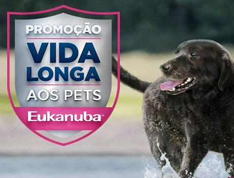 Promoção Eukanuba Vida Longa aos Pets