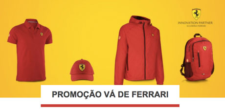 Promoção Shell Vá de Ferrari