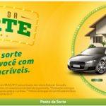Promoção Petrobras Posto da Sorte