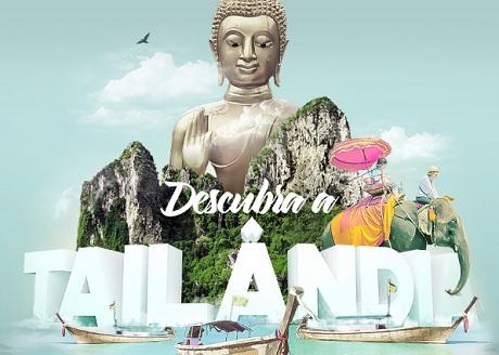 Promoção Avec Tour Descubra a Tailândia