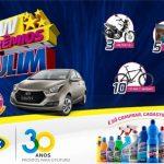 Promoção Show de Prêmios Azulim