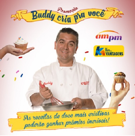Promoção Ipiranga Buddy Fabrica pra você