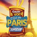 Promoção Gazin e Você em Paris