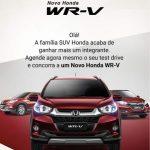 Promoção Experiência Novo Honda WR-V