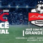 Promoção KFC e Pizza Hut Campeonato Europeu de Clubes