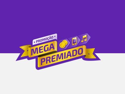 Promoção Mega Premiado