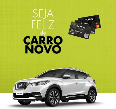 Promoção Riachuelo Seja Feliz de Carro Novo