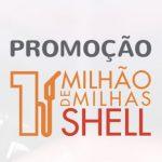 Promoção Smiles 1 Milhão de Milhas Shell
