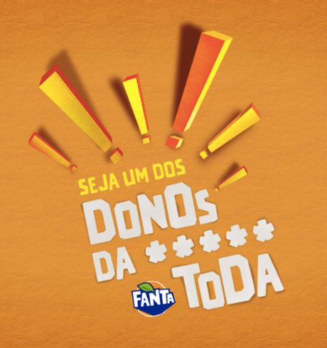 Promoção Donos da Fanta Toda